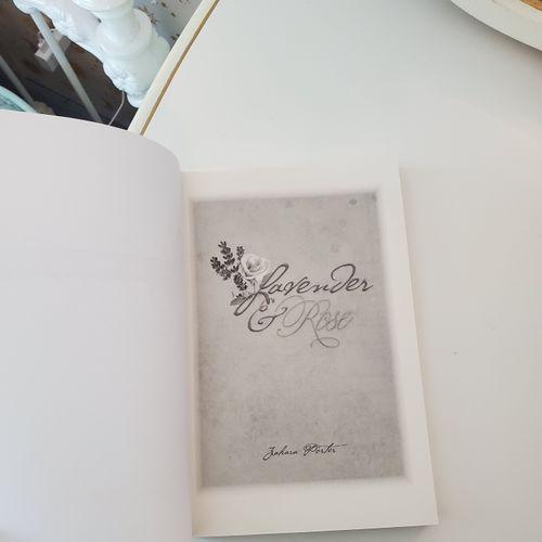 "Developmental Edit of ""Lavender and Rose"" by Zahara Porter"