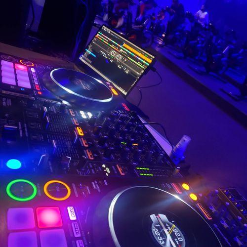 Exercise DJ