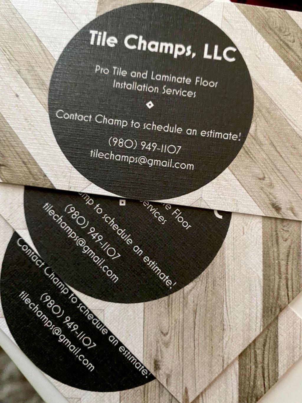 Tile Champs LLC