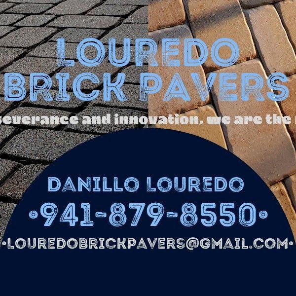 Louredo Brick Pavers