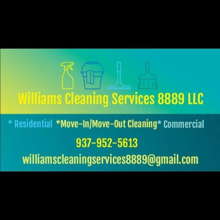 Williams Cleaning Services8889 LLC