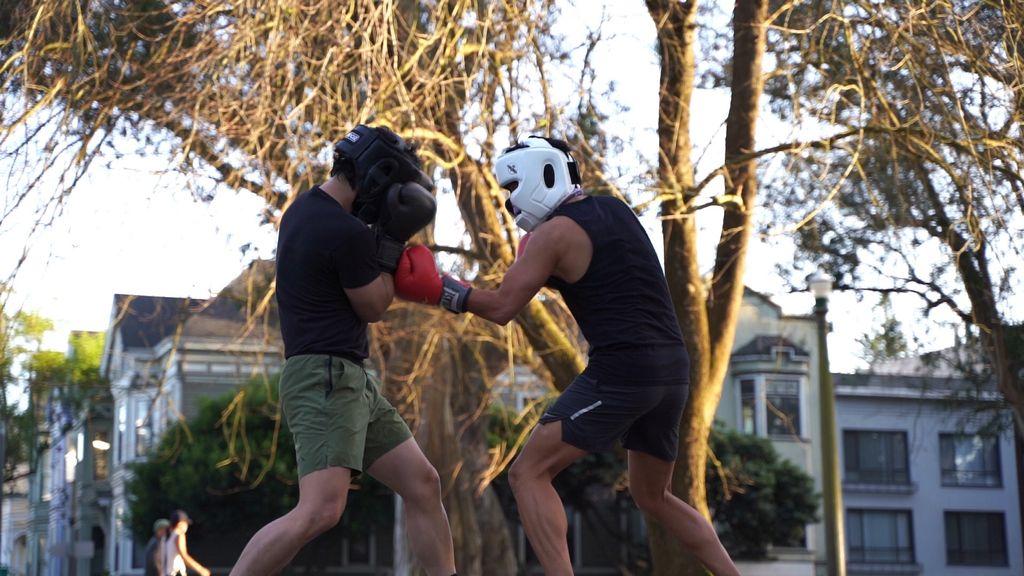 Elias - SF Boxing Club