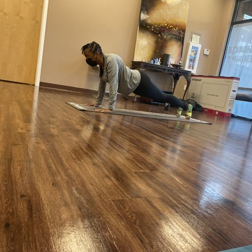 Private Core Activation Yoga