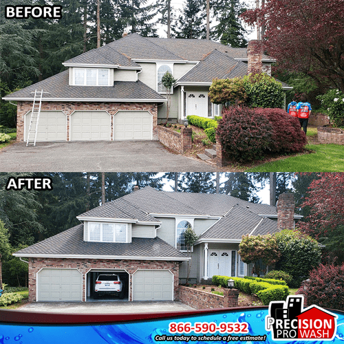 Make your roof look new again!