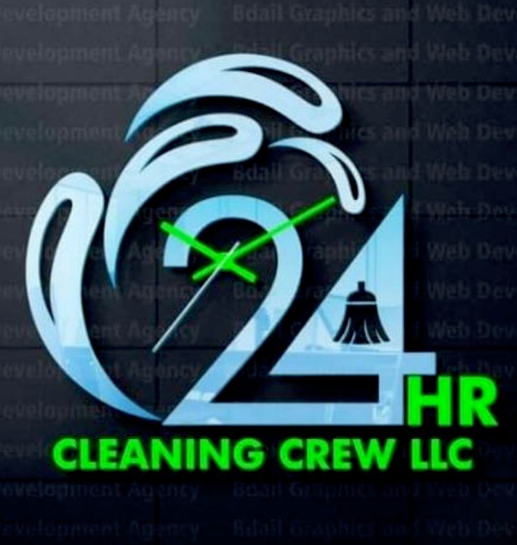 24HR Cleaning Crew & paint Llc.