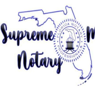 Avatar for Supreme Mobile Notaries