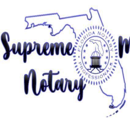 Supreme Mobile Notaries