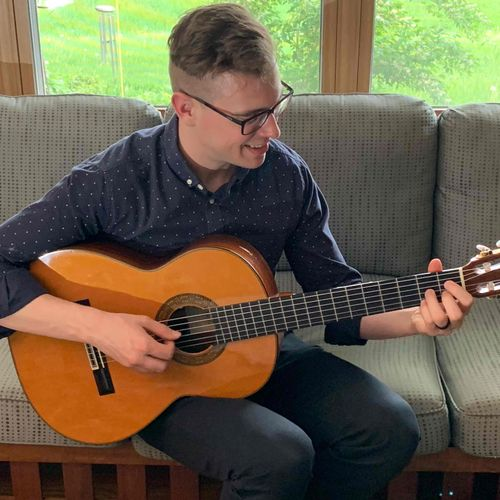 Cameron - Guitar Teacher