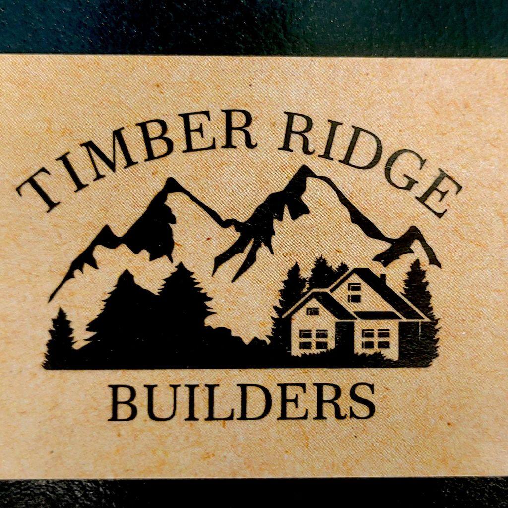 Timber ridge builders