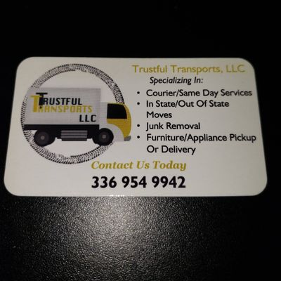 Avatar for Trustful Transports LLC