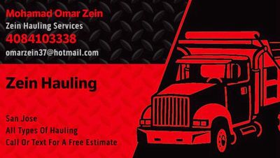 Avatar for Zein Hauling And Demolition Services
