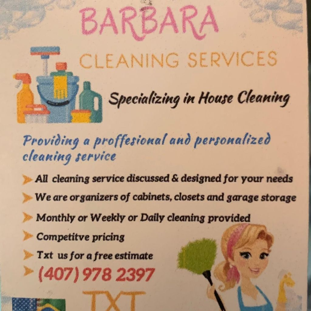 Barbara Cleaning Service