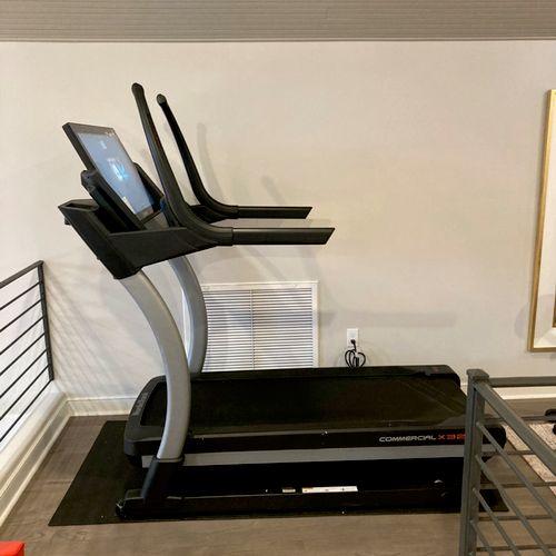Nordictrack commercial treadmill