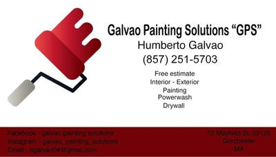 Avatar for Galvao painting solutions