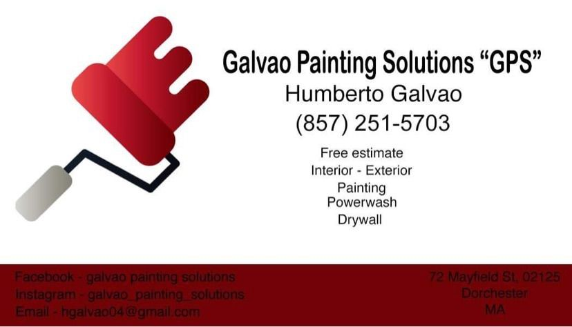 Galvao painting solutions
