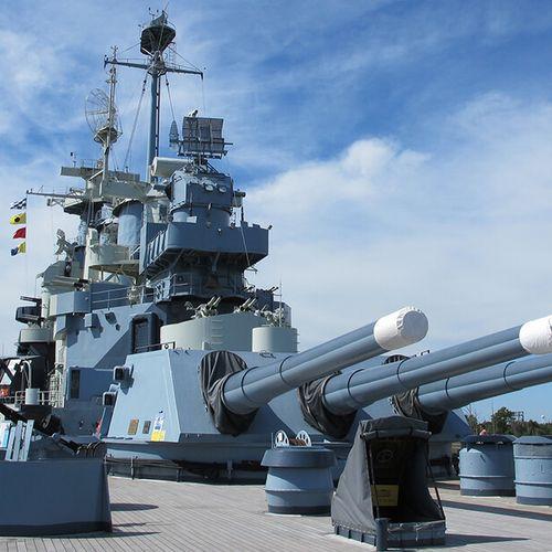 Proud Partner of the USS Wilmington