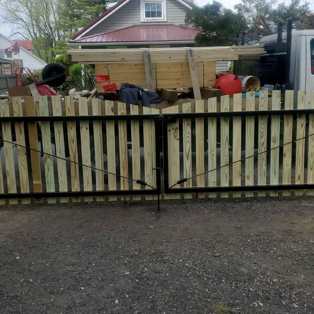 ErixMCJ fences, and repair