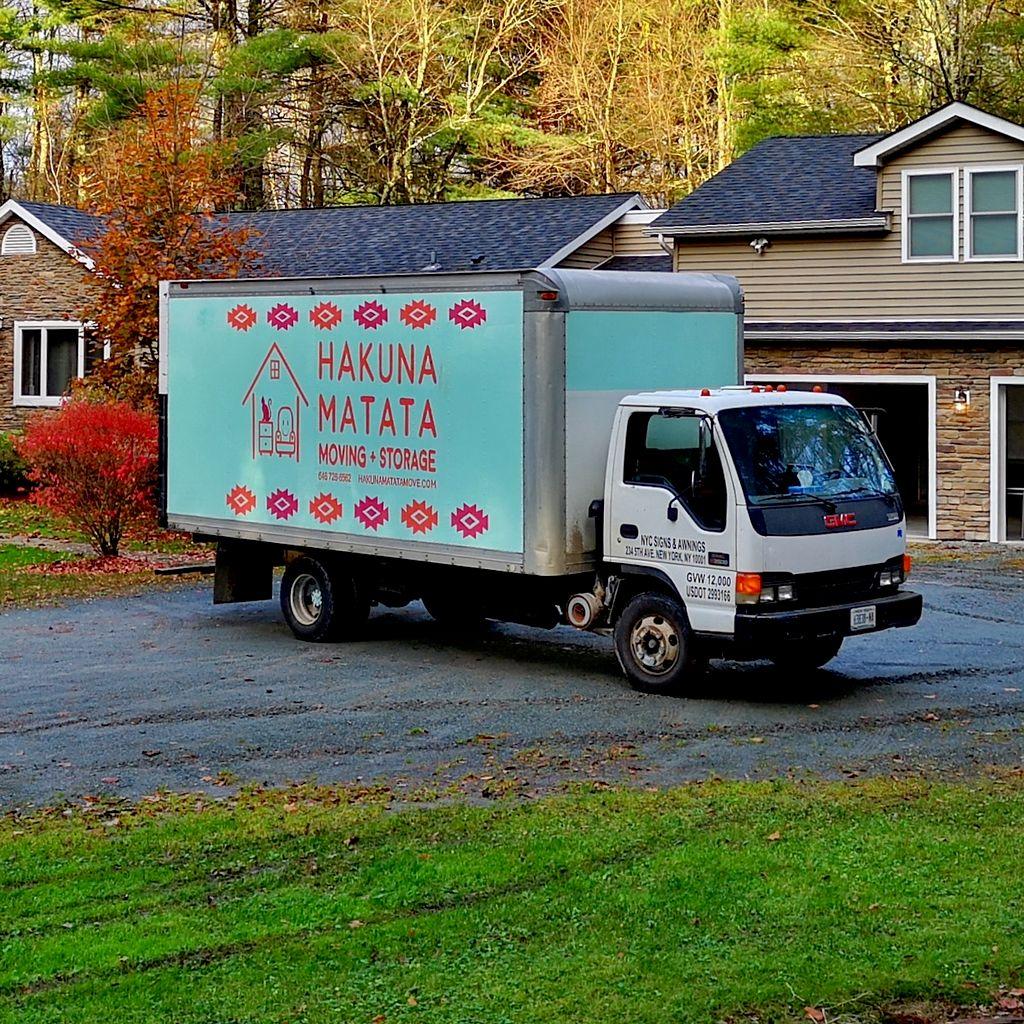 Hakuna Matata Moving + Storage LLC