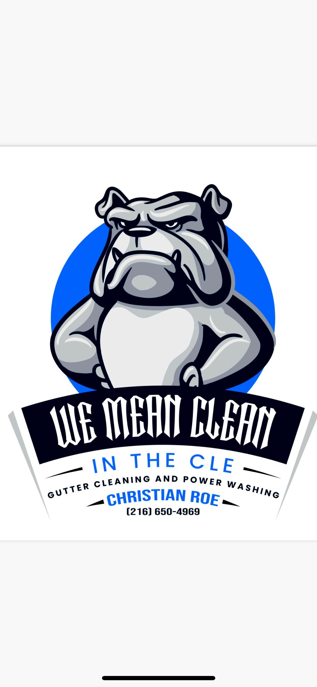 """We Mean Clean """"In The Cle"""""""