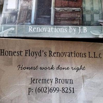 Avatar for Honest Floyds Renovations Llc