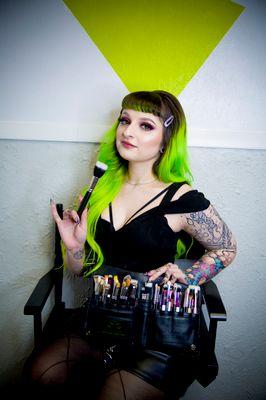 Avatar for Lindsey Vonsur Makeup Artistry