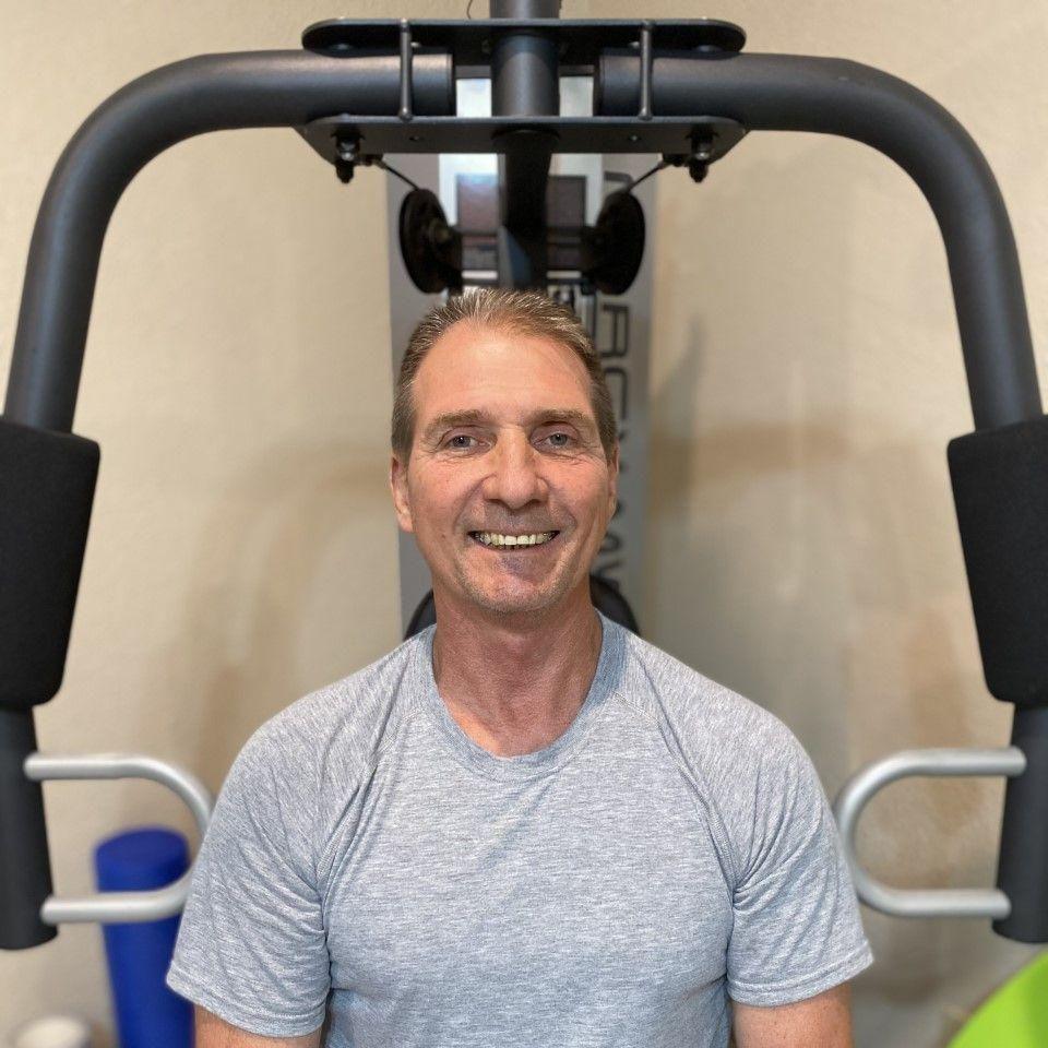 Ken Kamin Personal Trainer