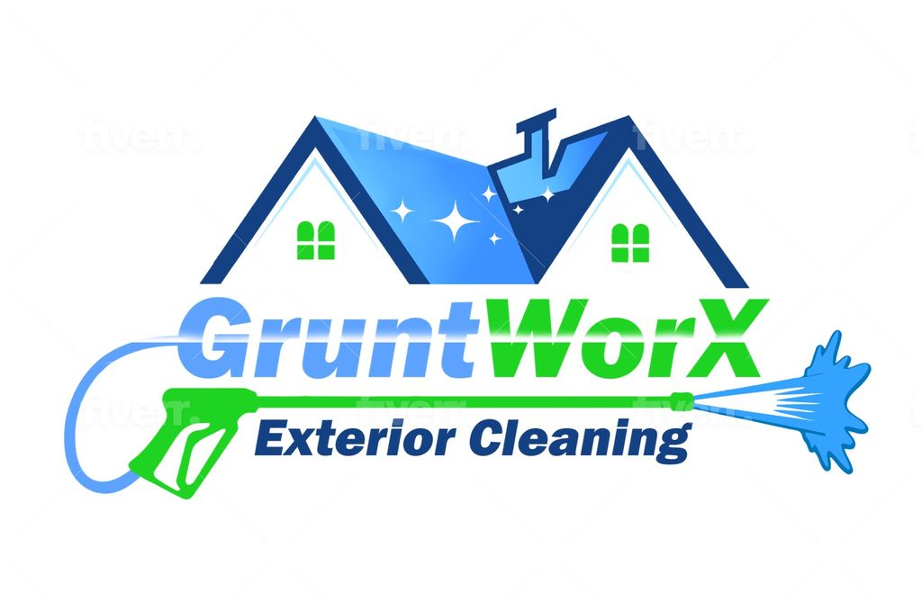 GruntWorX Exterior Cleaning