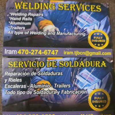Avatar for I&I Welding services