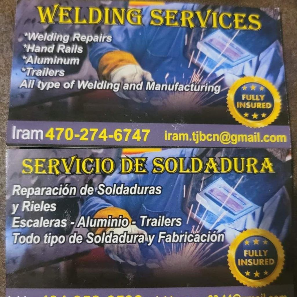 I&I Welding services