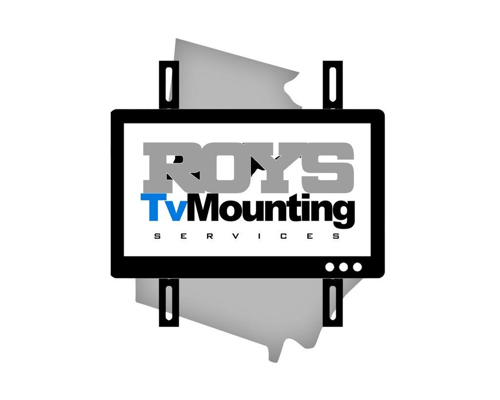 RoysTvMounting