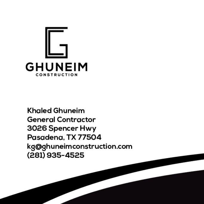 Ghuneim Construction
