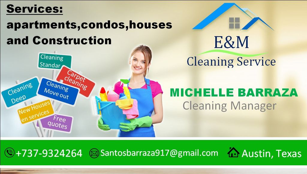 E&M Cleaning Service