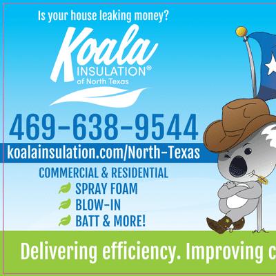Avatar for Koala Insulation of North Texas