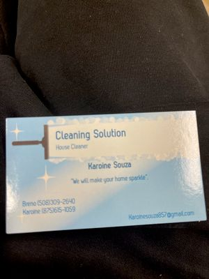 Avatar for Cleaning solutions