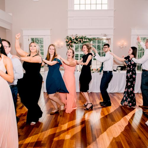 Wedding Reception - Photo by Heather Frable