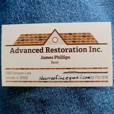 Avatar for Advanced Restoration Inc