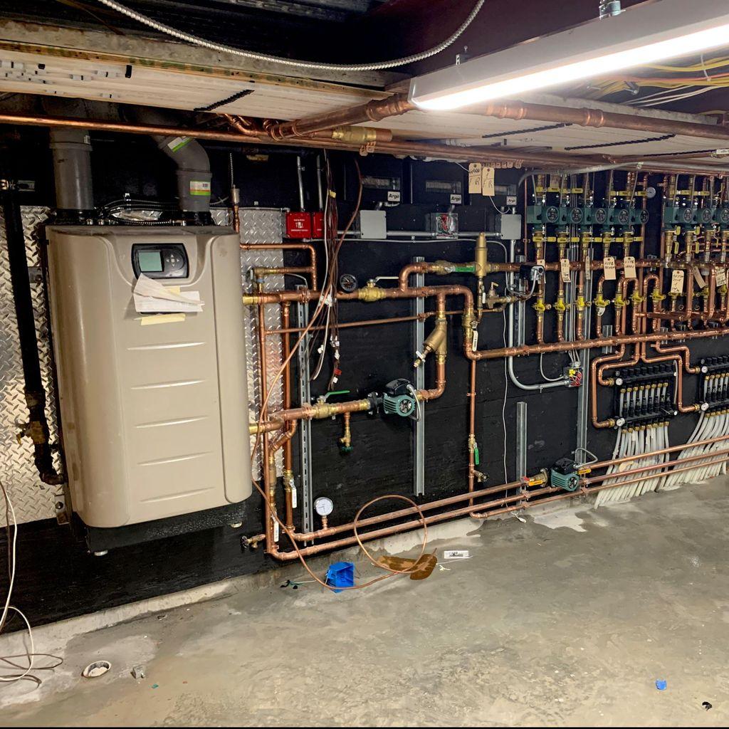 M&M pipe repair