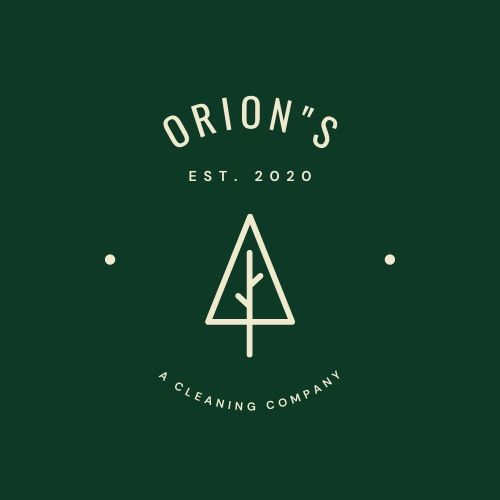 Orion's Cleaning.