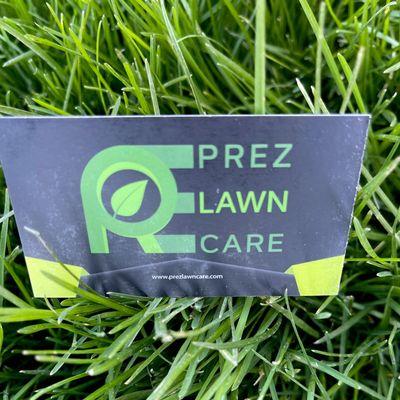 Avatar for Prez Lawn Care