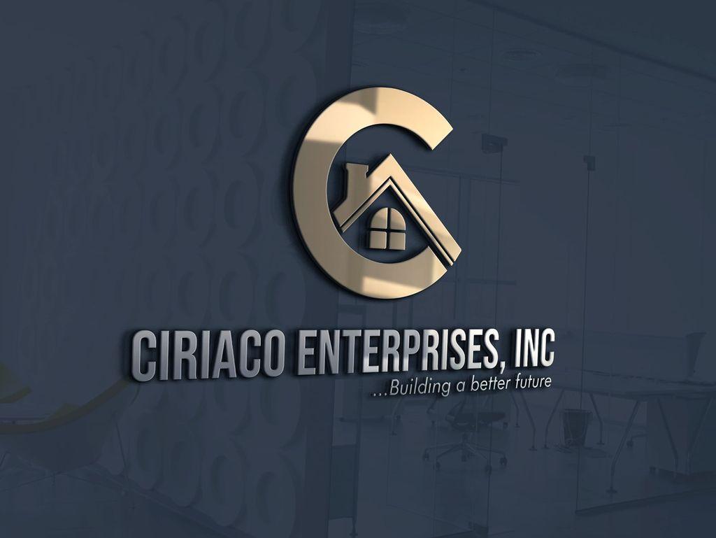 Ciriaco Enterprises, Inc.