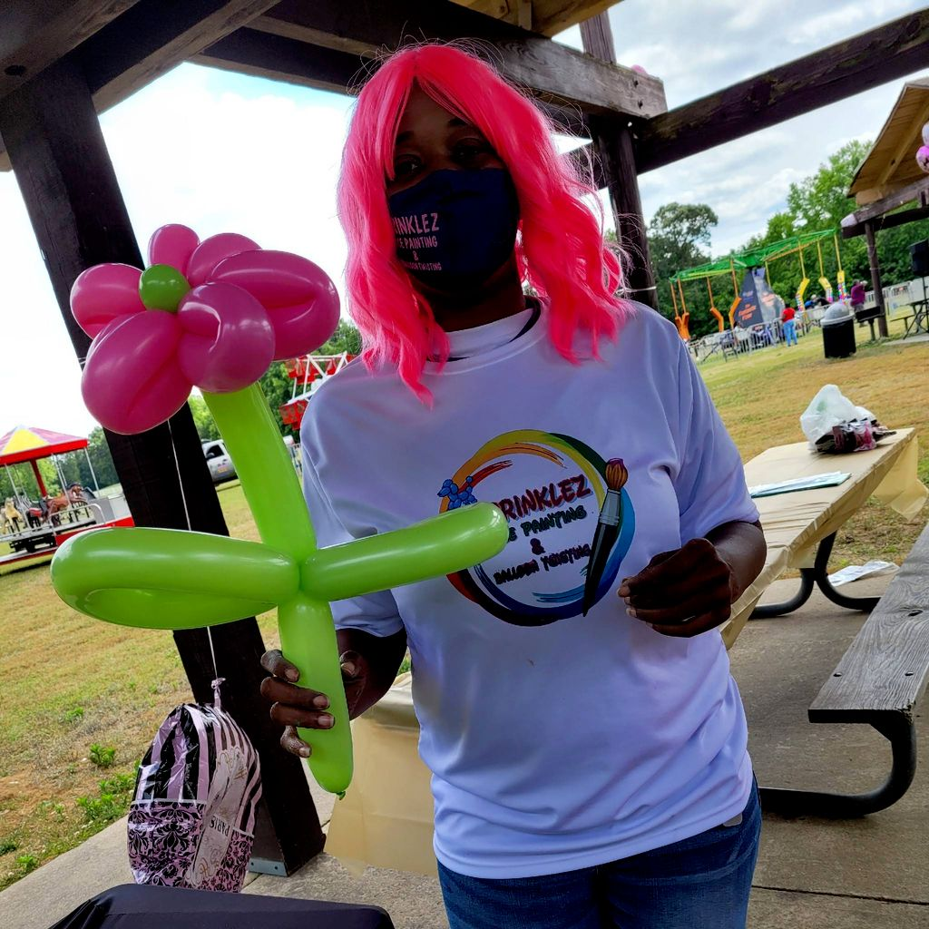 Sprinklez Face Painting & Balloon Twisting
