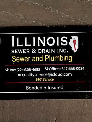 Avatar for Illinois sewer and drain inc.