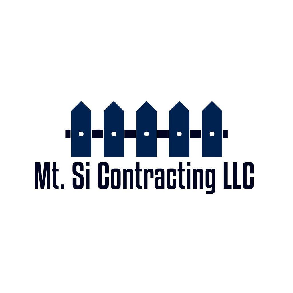 Mt. Si Contracting LLC