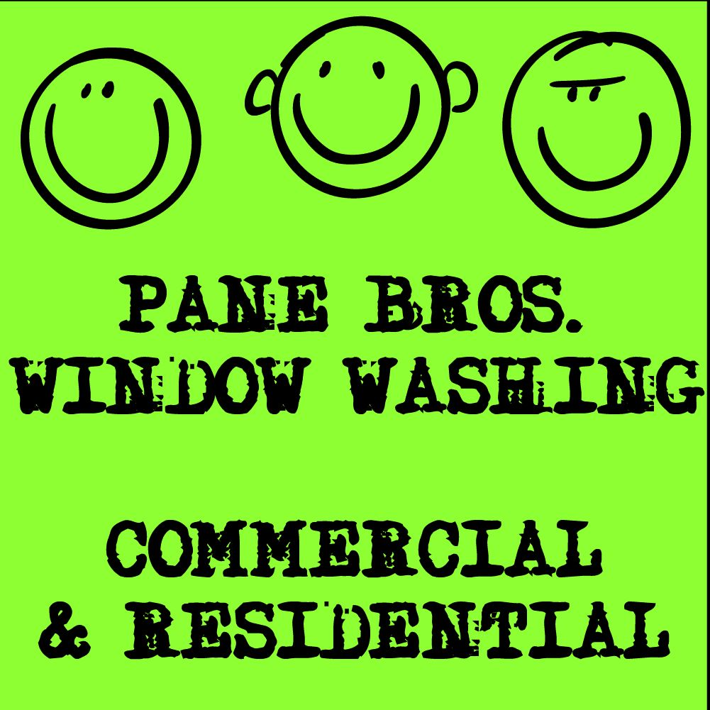 Pane Bros. - Chicagoland's TRUSTED Window Cleaners