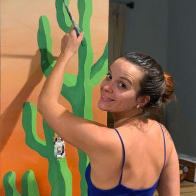 Avatar for Groovy Palettes Art & Design