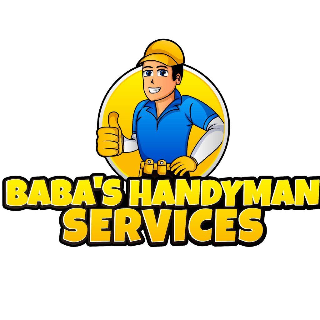Baba's handyman services