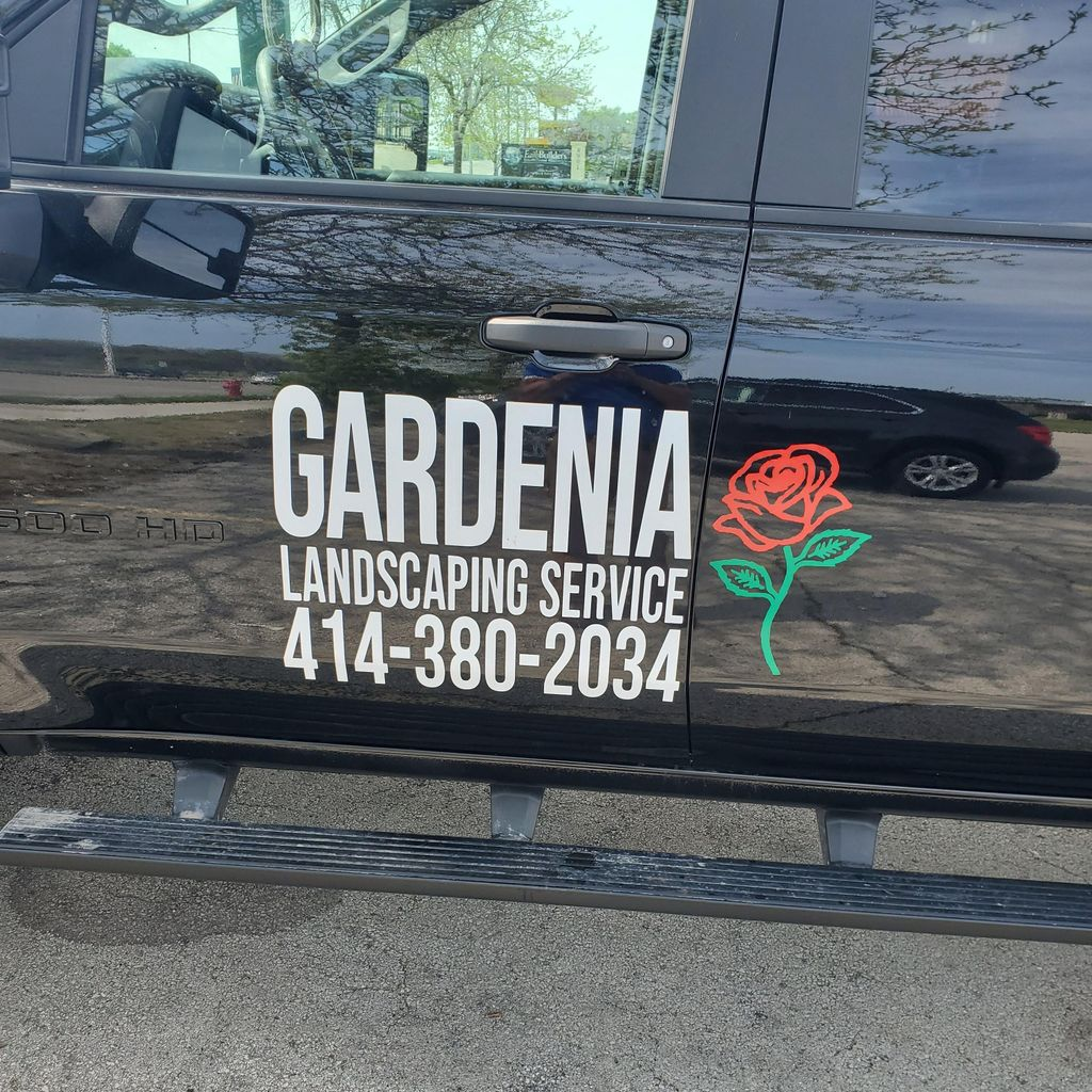 Gardenia landscape