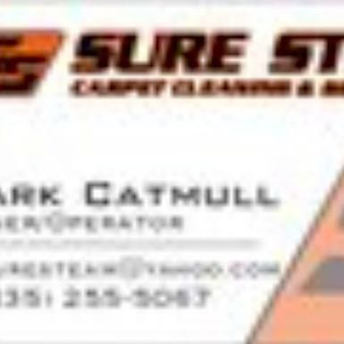 SURE STEAM CARPET CLEANING