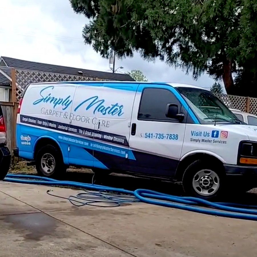 Simply Master Carpet & floor cleaning