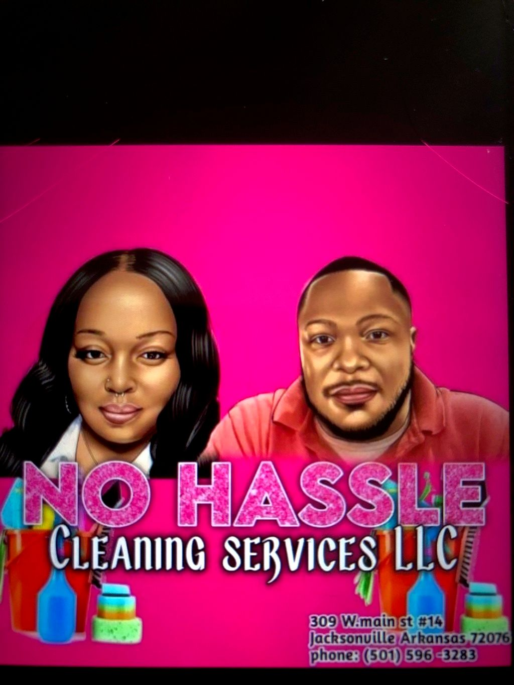 No Hassle Cleaning Service LLC